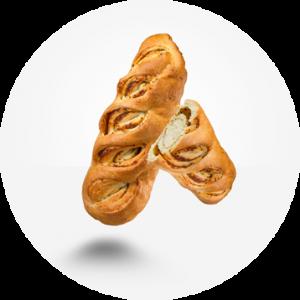 Pan de mostaza