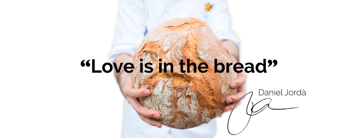 Love is in the bread - Panes Creativos