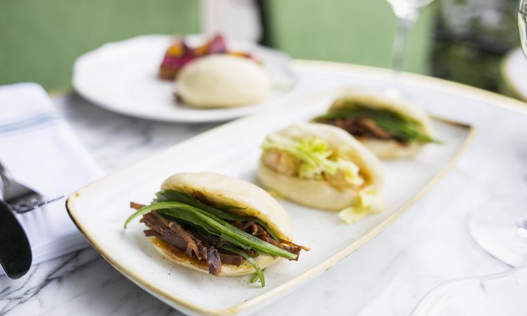 Receta asiática: Pan Bao